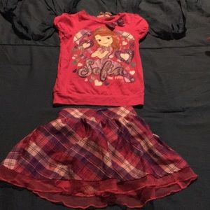 Sofia the First outfit
